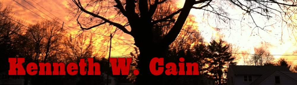 The Dark Fiction of Kenneth W. Cain