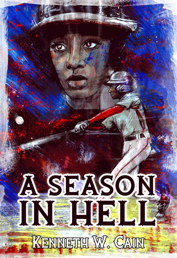 A Season In Hell Art WITH TEXT