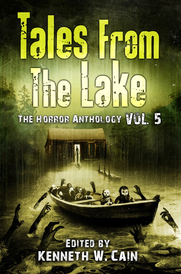 Novel The Dark Fiction Of Kenneth W Cain